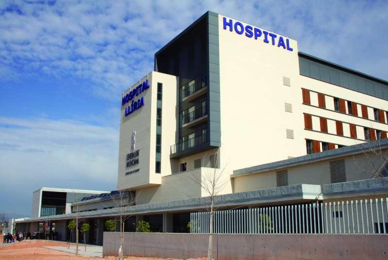 Hospital de Llíria. / EPDA