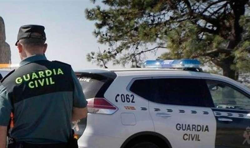 Coche Guardia Civil./Foto archivo EFE