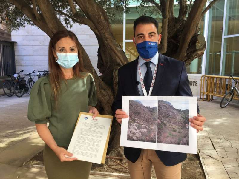 Elisa Díaz y Dámaso Aparicio/EPDA