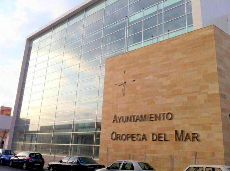 Ayuntamiento Oropesa de Mar./EPDA