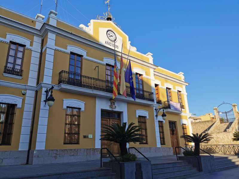 Ayuntamiento de Burjassot. EPDA