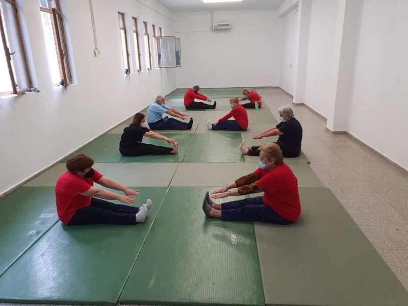 Actividad física/EPDA