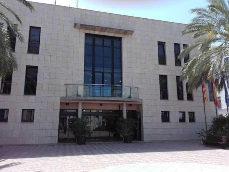 Fachada del Ayuntamiento de Albuixech