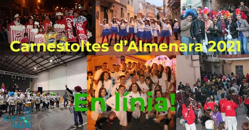 Mix dek Carnaval de Almenara