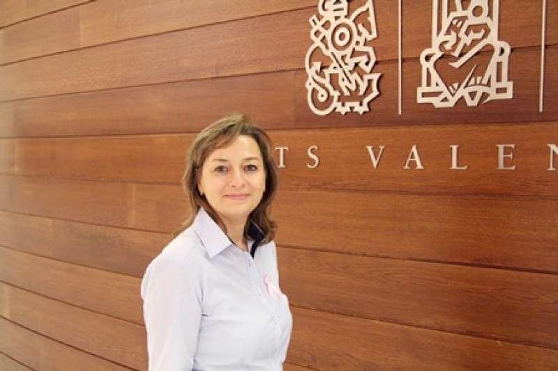 La diputada María José García. EPDA