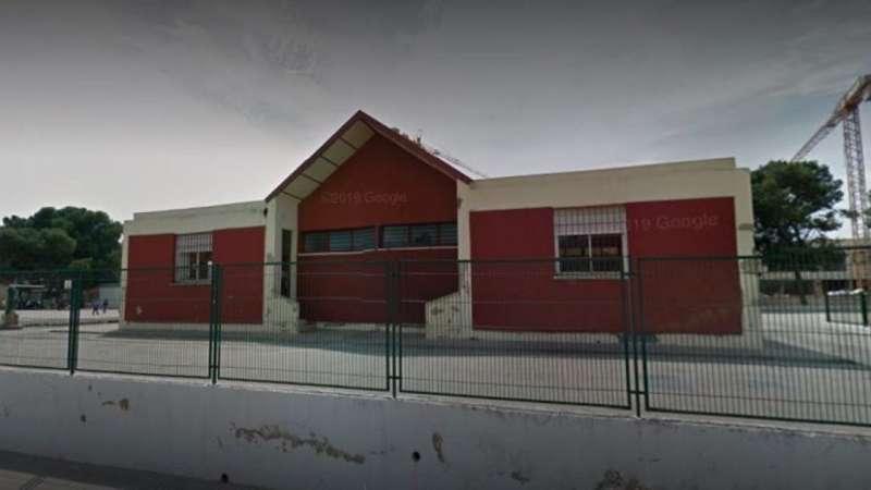 Centro escolar de Rafelbunyol. EPDA