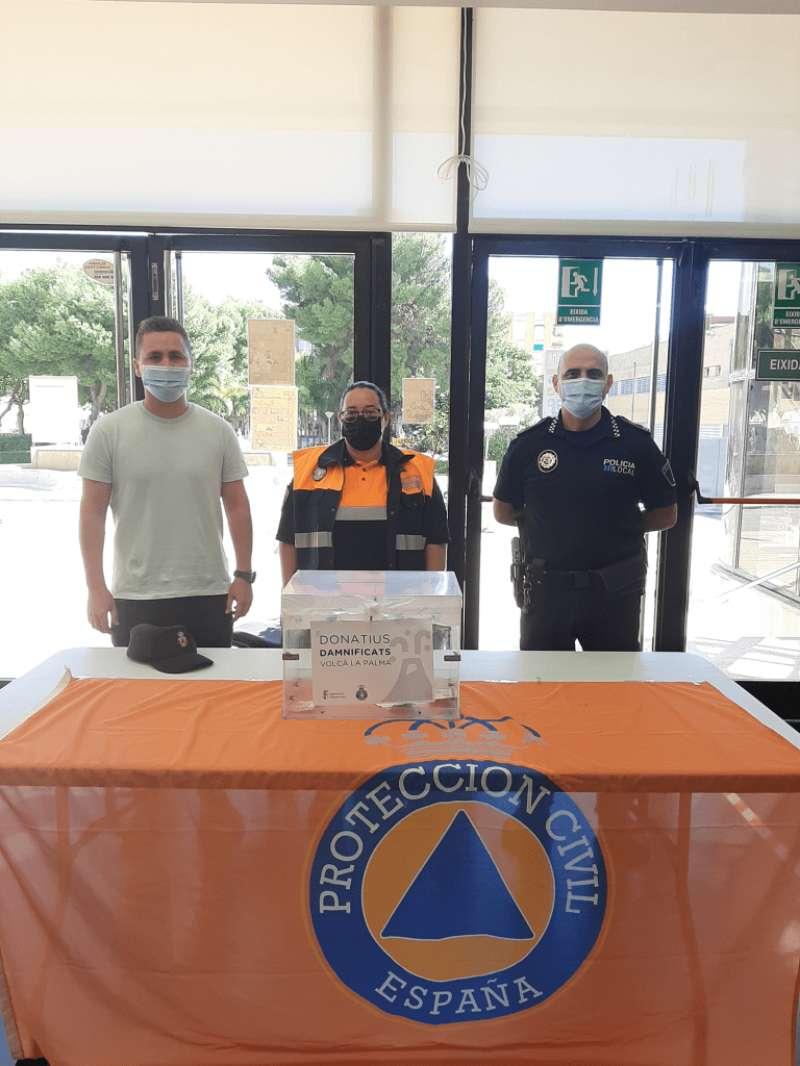 Protección Civil./EPDA