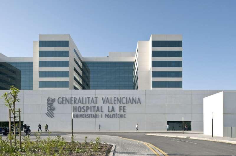 Hospital de La Fe (Valencia).