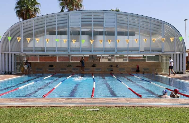 La piscina de Puçol. EPDA