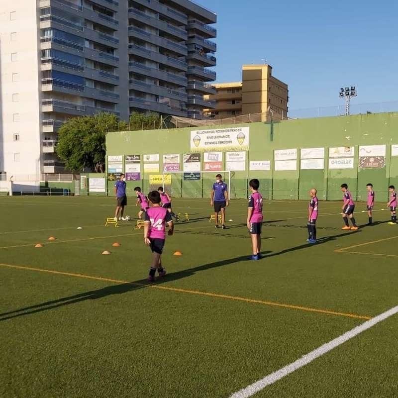 Campo de fútbol/EPDA