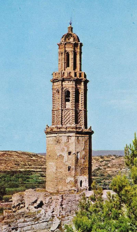 Torre mudéjar de Jérica