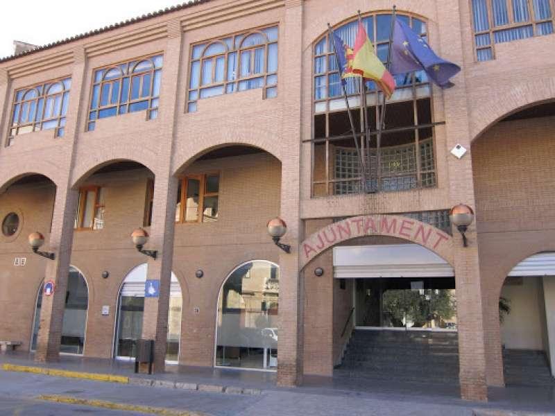 El Ayuntamiento de Llíria. EPDA.