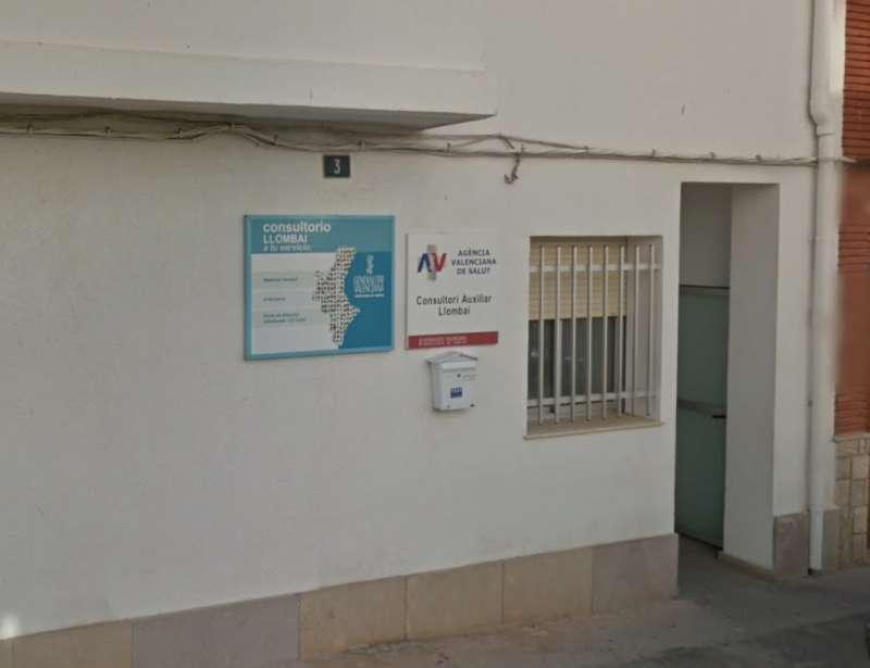 Consultorio médico de Llombai