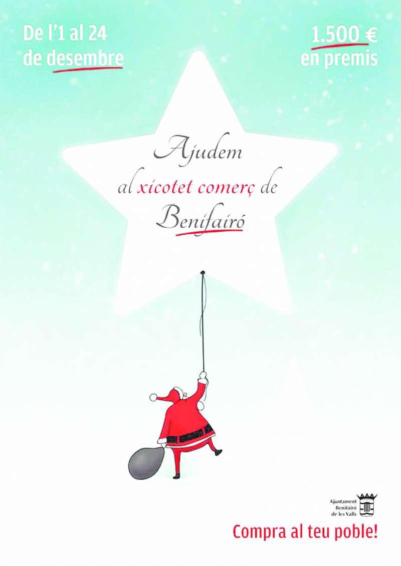 Campanya de Nadal de Benifairó. EPDA