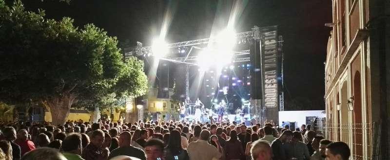 Fiestas de Caudete de las Fuentes. Archivo