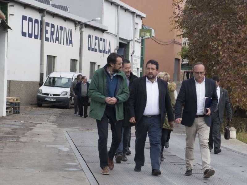 El presidente de la Diputación, Javier Moliner, asistirá a la inauguración de la feria de Viver