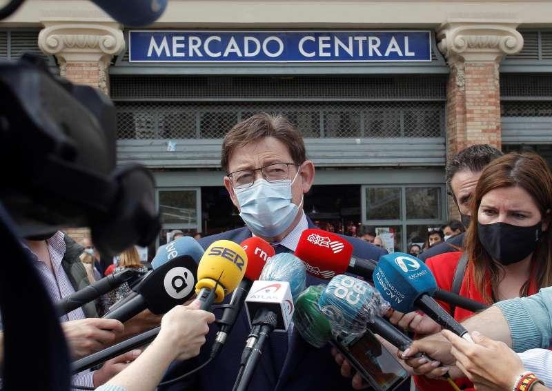 El President de la Generalitat Valenciana, Ximo Puig.