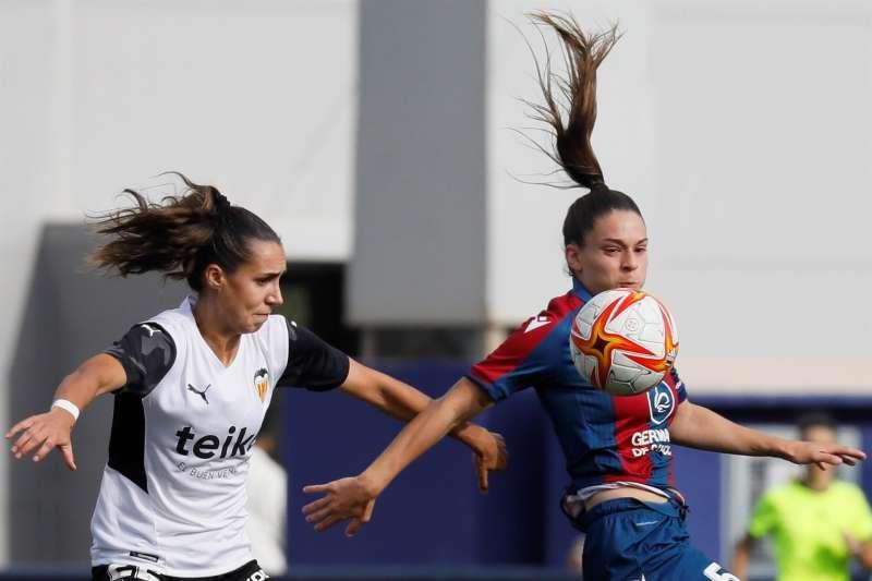 Fútbol femenino/EFE