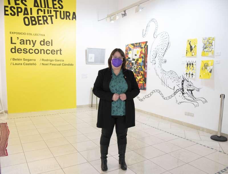 Ruth Sanz, diputada de Cultura