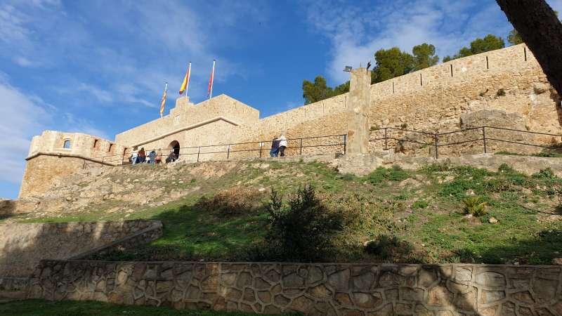El Fuerte de la Estrella uno de los principales atractivos de Segorbe