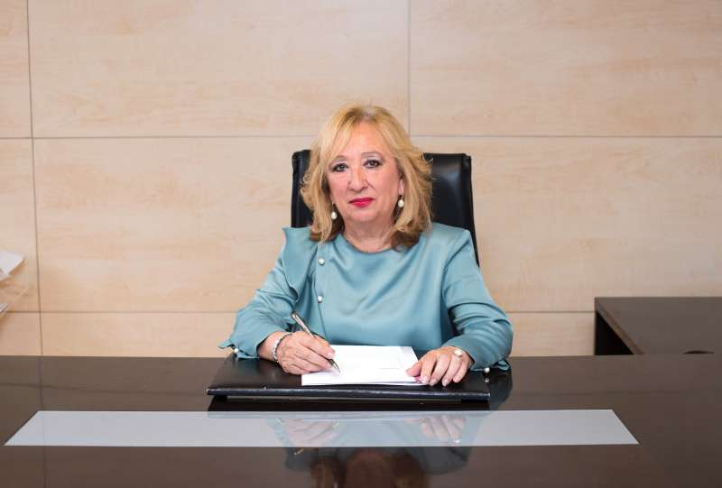 Sefa Tena Alcaldesa de Torreblanca