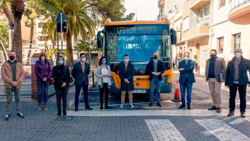 Nueva línea de Metrobus. EPDA