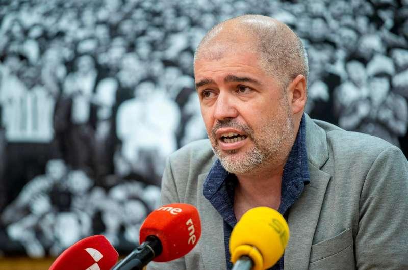 El secretario general de CCOO, Unai Sordo, en una imagen reciente.