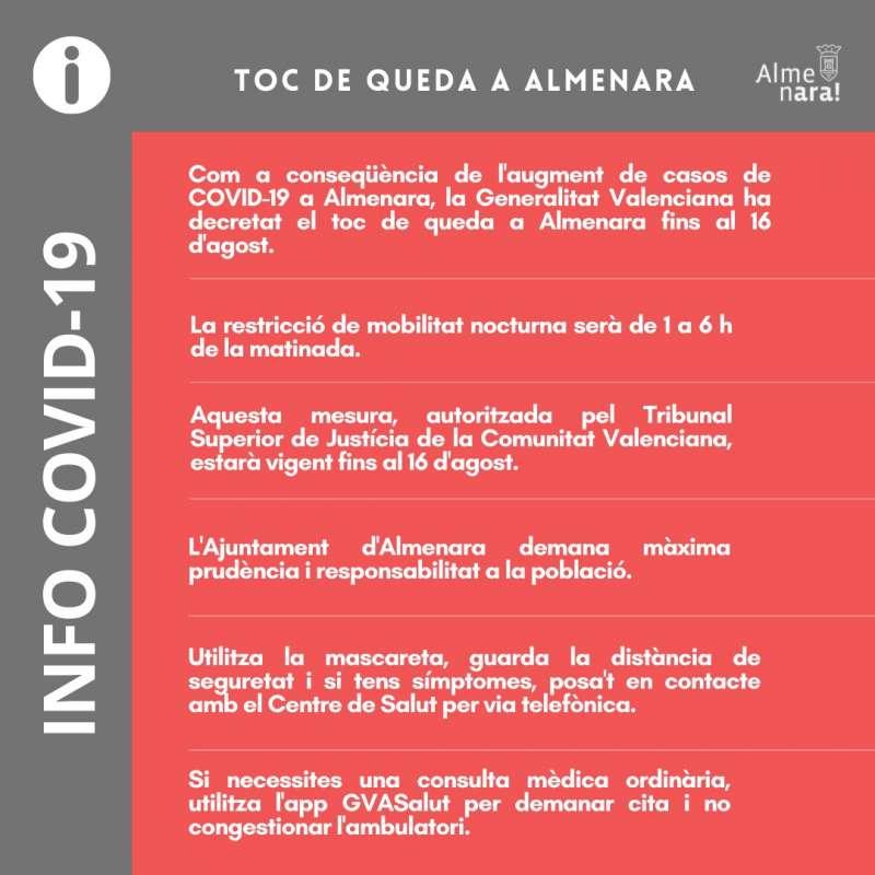 Nota informativa/EPDA