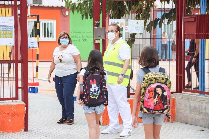 Estudiantes en Alaquàs. EPDA