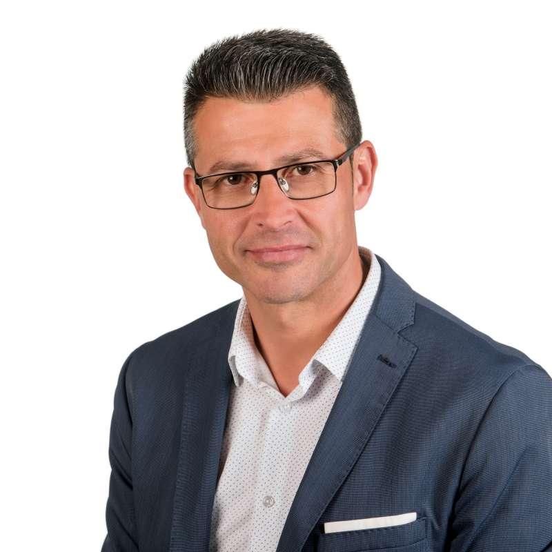 Toni González, alcalde d