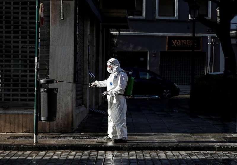 La Comunitat Valenciana registró ayer 217 casos de coronavirus. EFE.