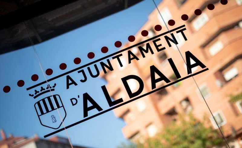 Imagen de la entrada al ayuntamiento. EPDA