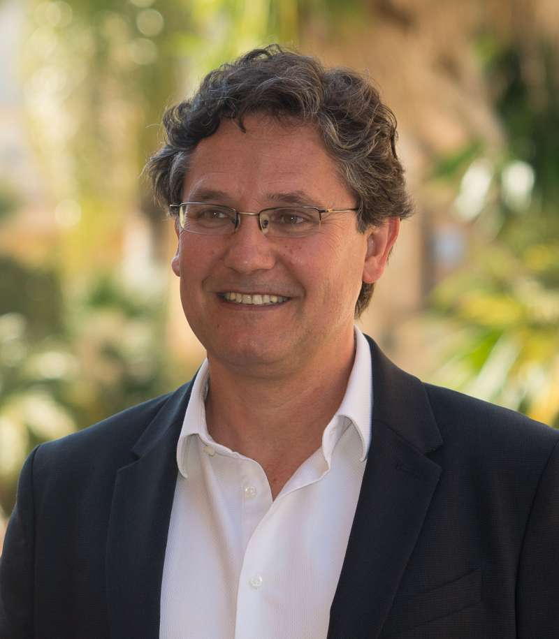Josep Riera, alcalde de Meliana. EPDA