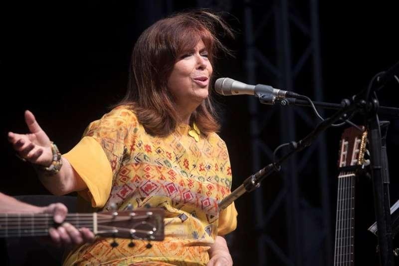El festival ofrecerá un concierto que Maria del Mar Bonet (en la imagen) ofreció en 2014. EFE/Marta Pérez/Archivo