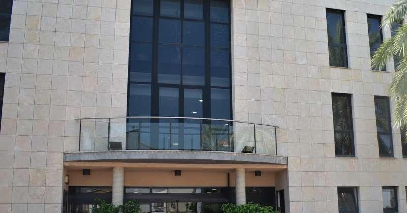 Imagen del Ayuntamiento de Albuixech. EPDA