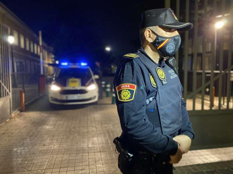 Policía Local. / Archivo