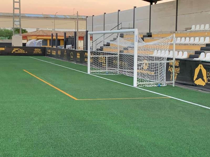 Estadio Hermanos Albiol de Vilamarxant