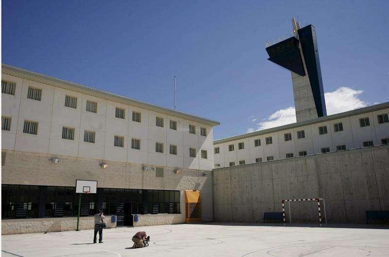 Cárcel penitenciaria Castellón II. EPDA