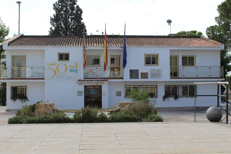 Ayuntamiento Loriguilla. EPDA.