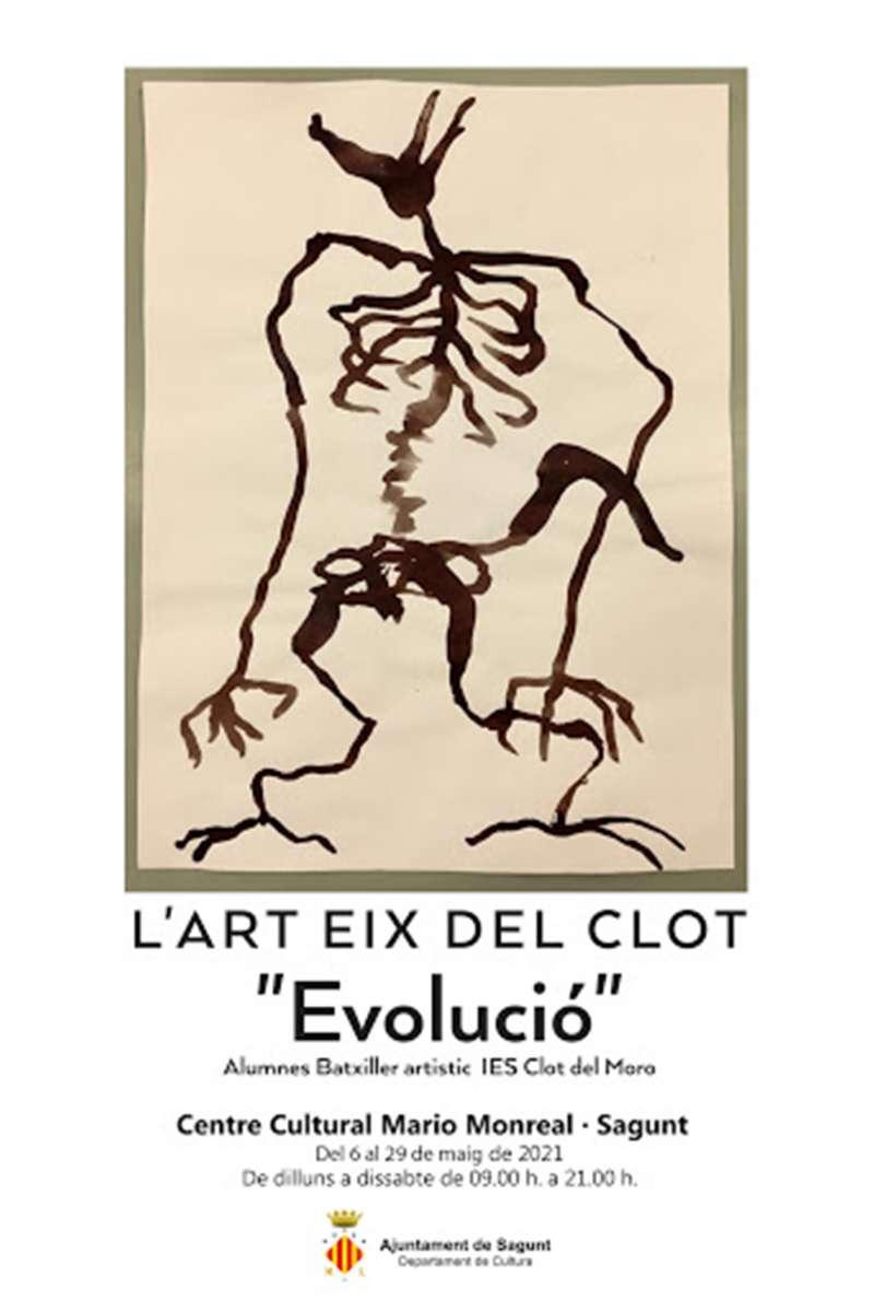 L?Art eix del Clot. / EPDA