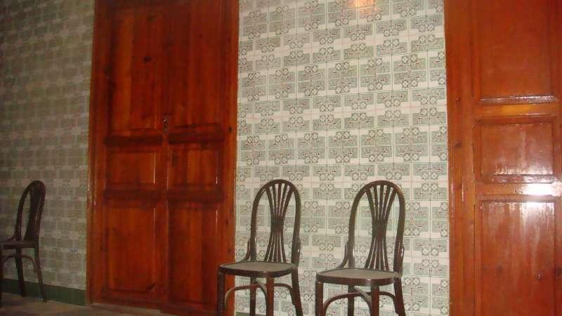 Casa antigua Calle San Vicente. / JSM