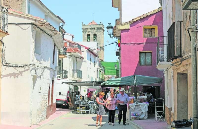 Mejora la comunicación entre Barracas (foto) y El Toro