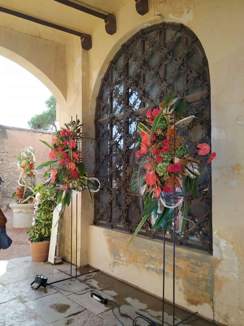 Decoración floral Benissanó. EPDA