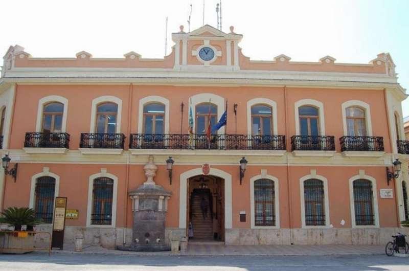 Ayuntamiento Cheste./EPDA