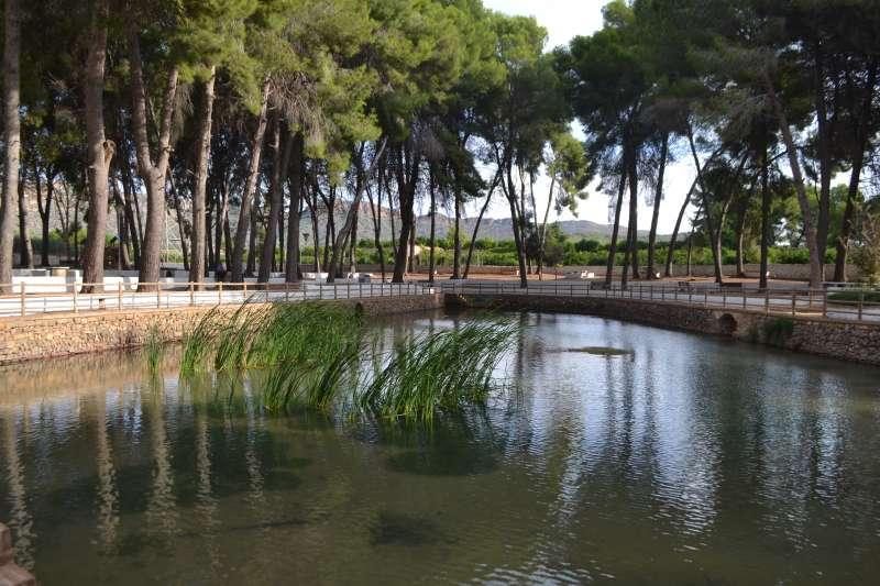 Nueva imagen de la Font de Quart de les Valls. EPDA