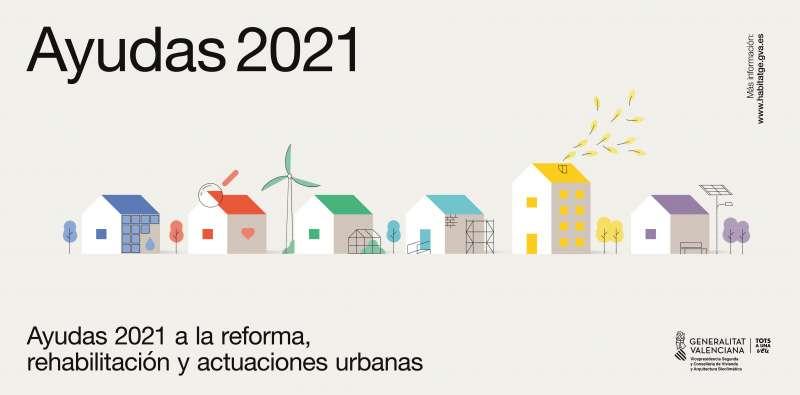 Cartel de las ayudas 2021 de Torrent. EPDA