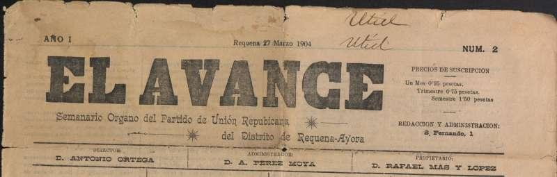 El Avance