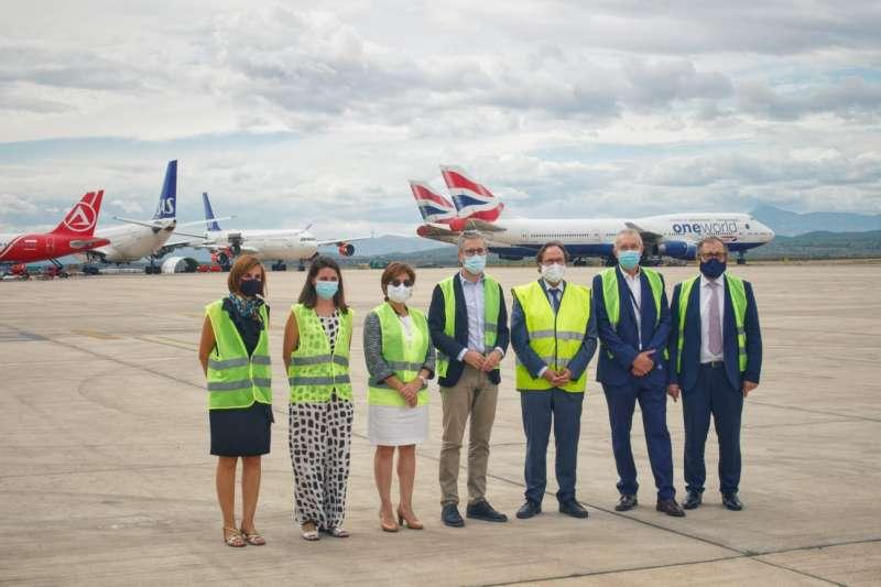Miembros del Consejo de Administración de Aerocas