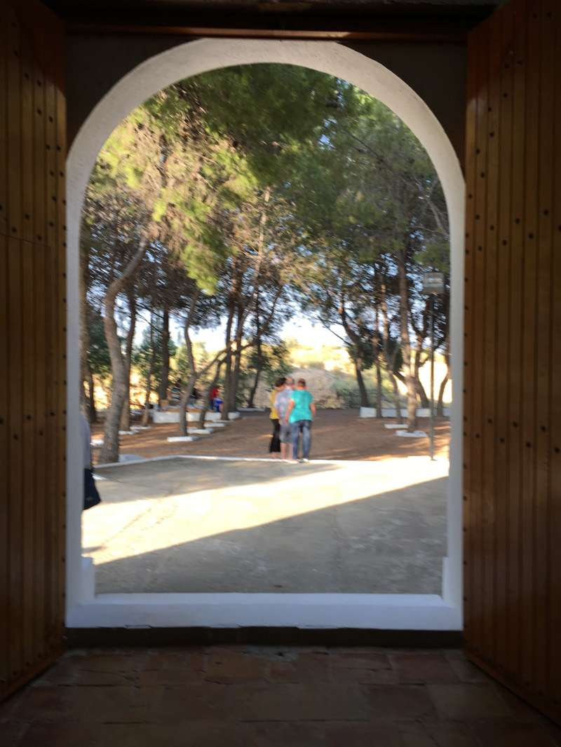Ermita de San Roque de Casinos. / EPDA