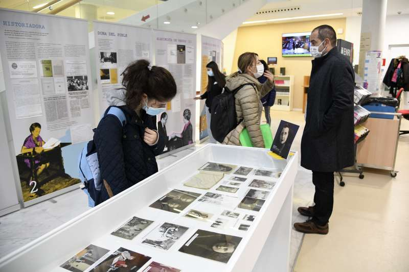 Mostra a la Biblioteca de Paiporta